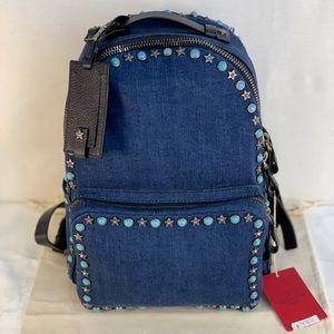 4 ValentinoDenim Backpack